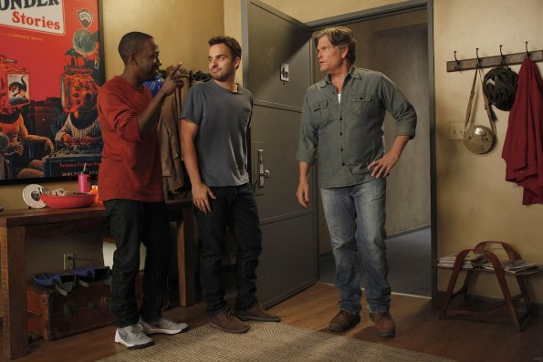 Bild Jake Johnson (XVI), Jeff Kober, Lamorne Morris