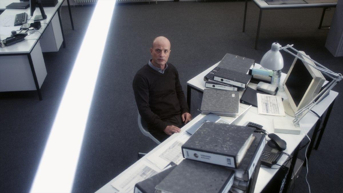 Der letzte Angestellte : Bild Christian Berkel