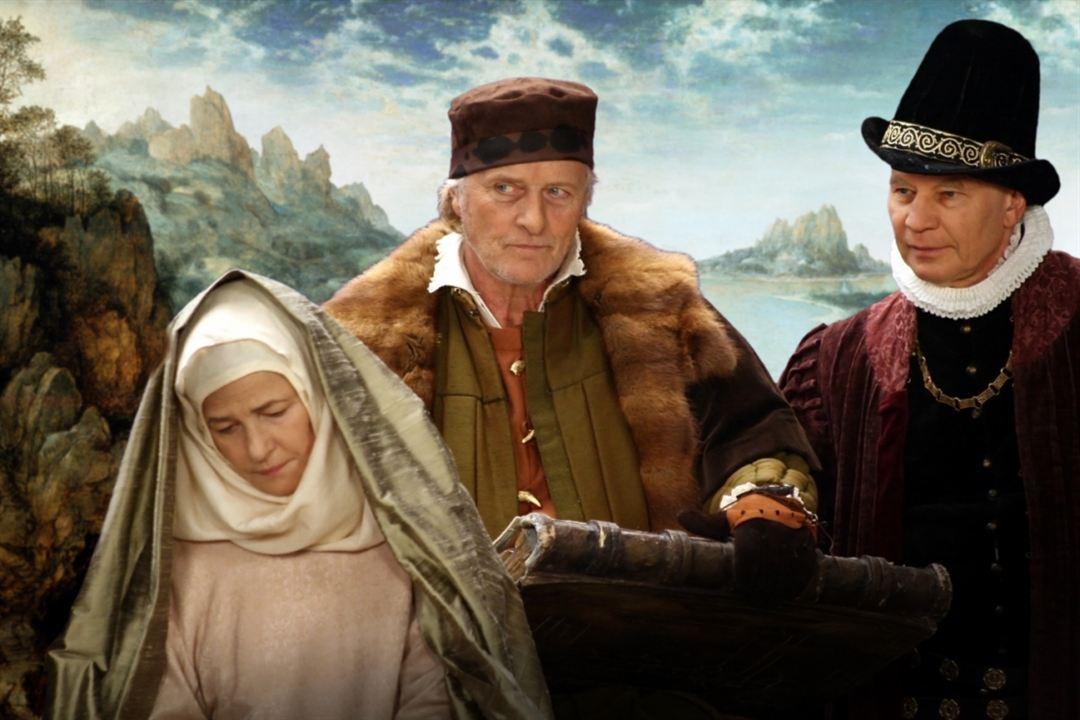 Die Mühle und das Kreuz : Bild Charlotte Rampling, Lech Majewski, Michael York, Rutger Hauer