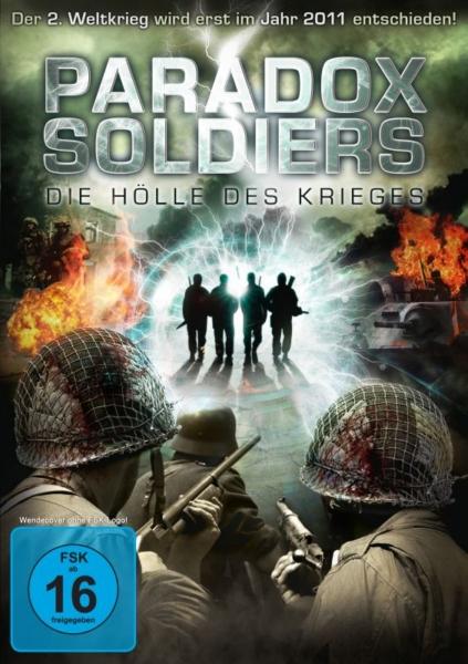 Paradox Soldiers - Die Hölle des Krieges : Kinoposter