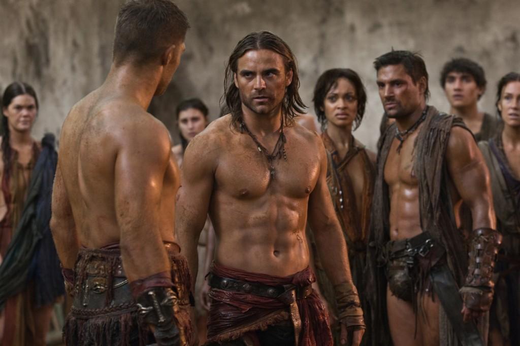 Spartacus Serie Besetzung