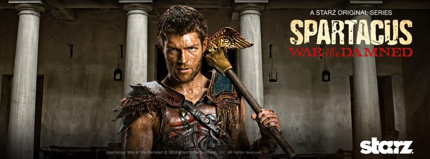 Spartacus: Spartacus : Bild Manu Bennett - 132 von 212