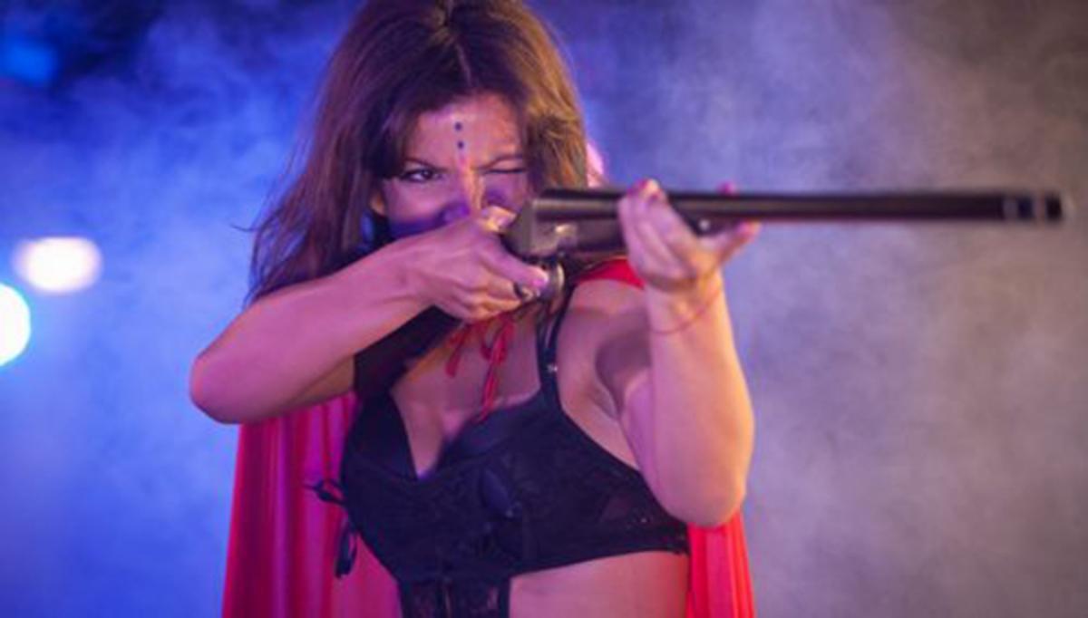 Strippers vs. Werewolves : Bild Barbara Nedeljakova