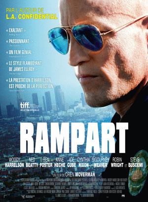 Rampart : Kinoposter