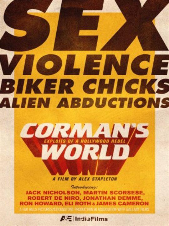 Ufos, Sex und Monster - Das wilde Kino des Roger Corman : Kinoposter