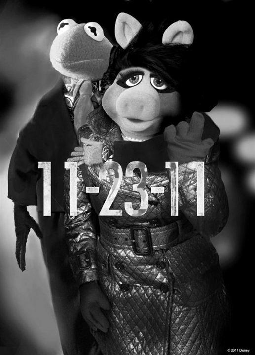 Die Muppets : Kinoposter