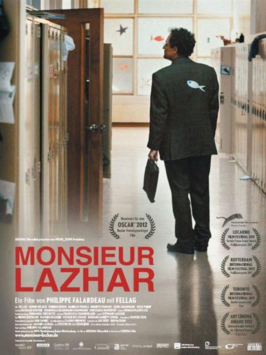 Monsieur Lazhar : Kinoposter