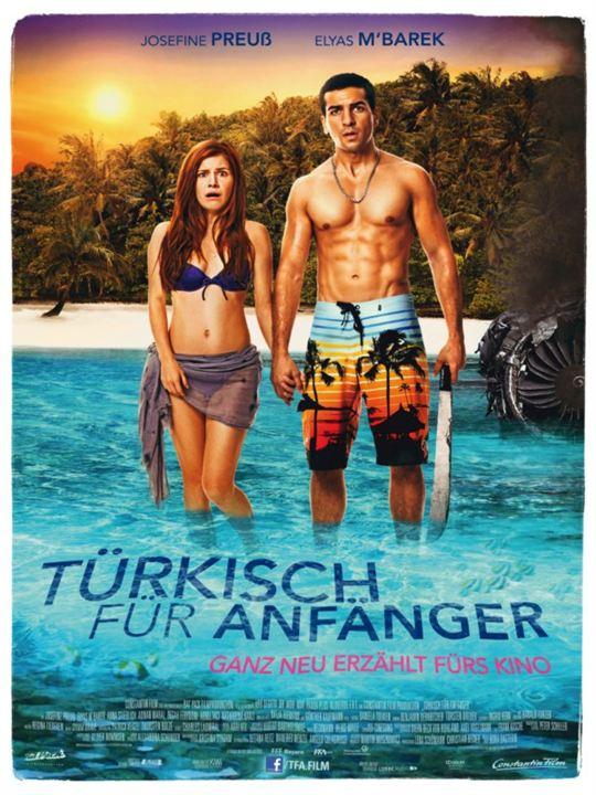 Türkisch für Anfänger : Kinoposter Anna Stieblich, Josefine Preuß, Pegah Ferydoni