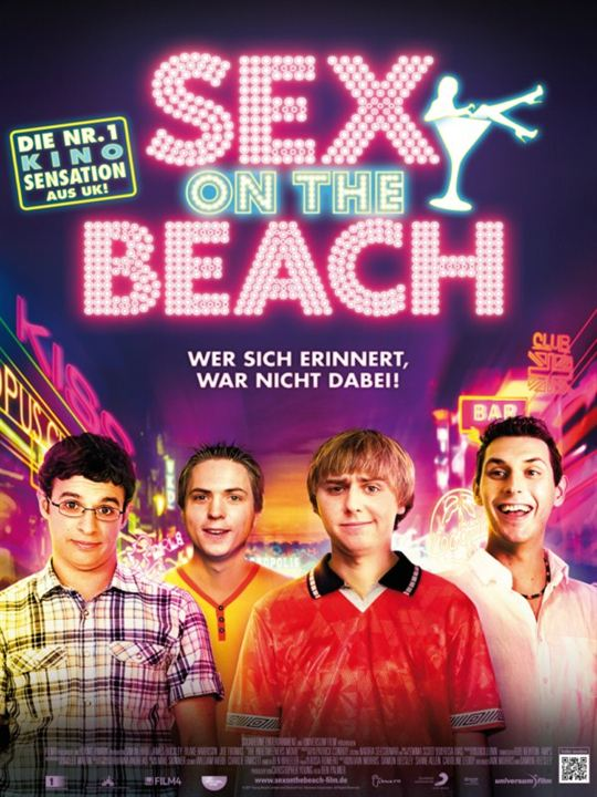 Sex on the Beach : Kinoposter