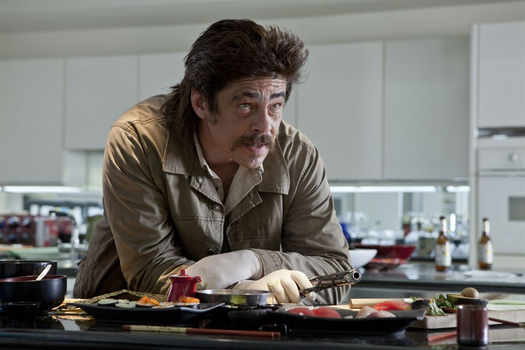 Savages : Bild Benicio Del Toro