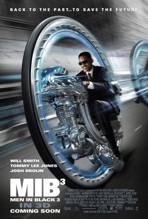 Men In Black 3 : Kinoposter