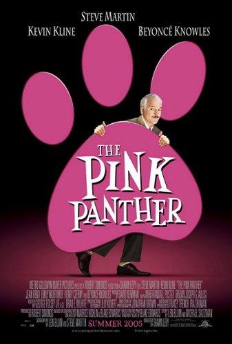 Der rosarote Panther : Kinoposter