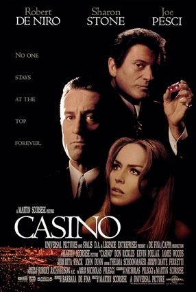 Casino : Kinoposter