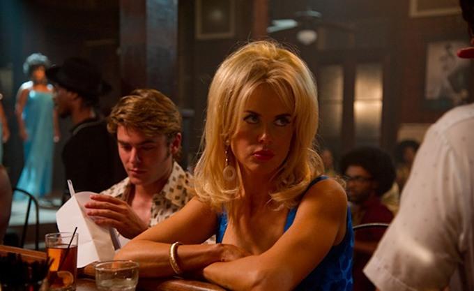 The Paperboy : Bild Nicole Kidman, Zac Efron