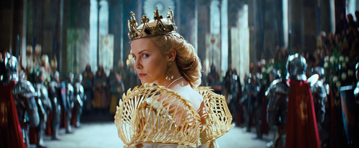 Snow White & The Huntsman: Charlize Theron