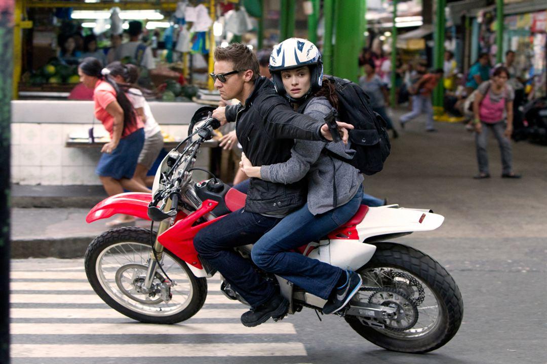 Das Bourne Vermächtnis : Bild Jeremy Renner, Rachel Weisz