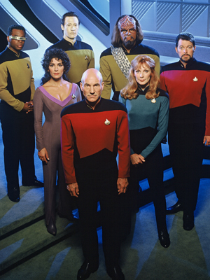 Star Trek - Das nächste Jahrhundert : Kinoposter