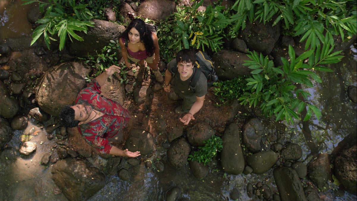 Die Reise zur geheimnisvollen Insel : Bild Brad Peyton, Josh Hutcherson, Luis Guzman, Vanessa Hudgens