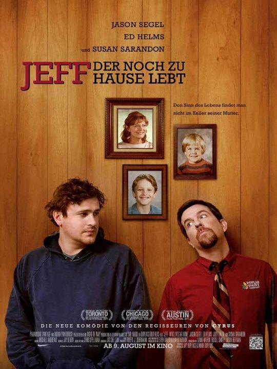 Jeff, der noch zu Hause lebt : Kinoposter