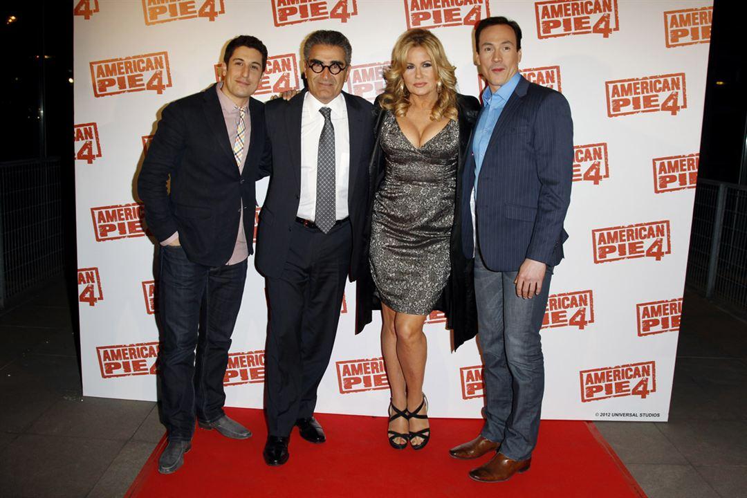 American Pie 4: Das Klassentreffen : Vignette (magazine) Chris Klein, Eugene Levy, Hayden Schlossberg, Jason Biggs, Jennifer Coolidge