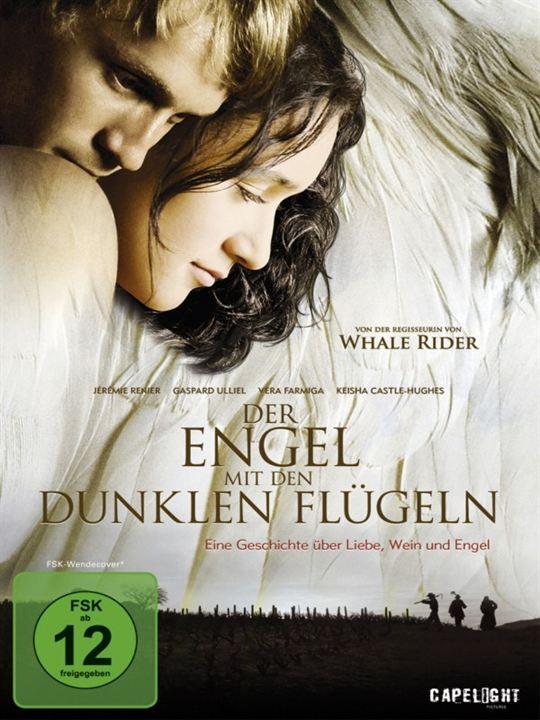 Der Engel mit den dunklen Flügeln : poster