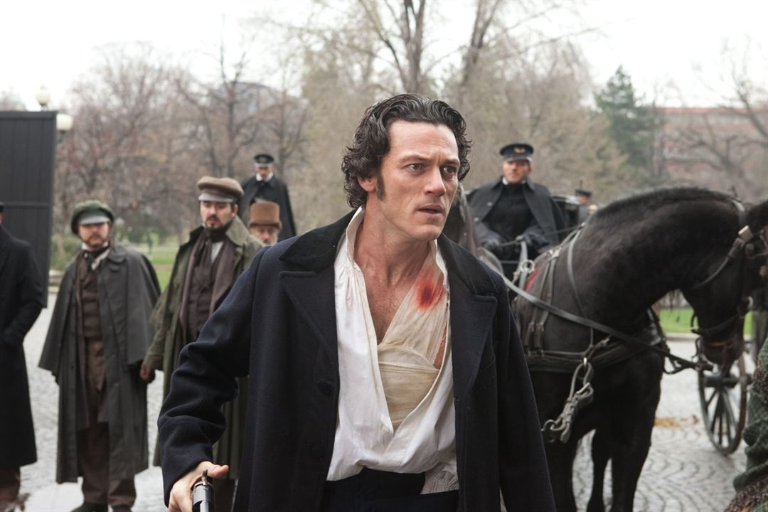The Raven : Bild Luke Evans