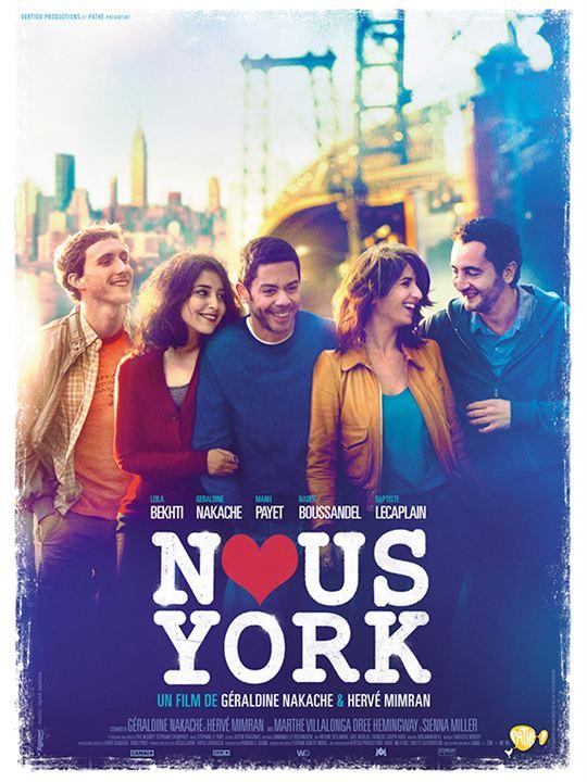 Nous York : Kinoposter