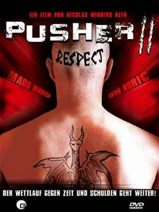 Pusher II: Respect : Kinoposter