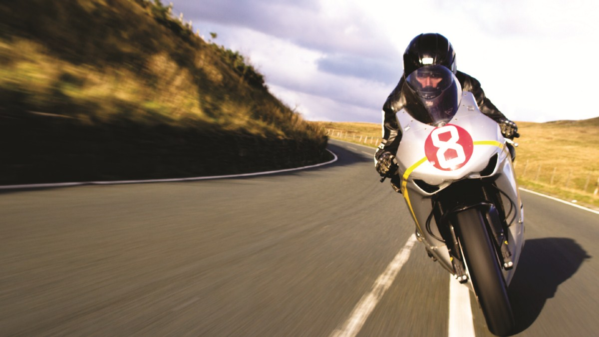 Isle of Man TT - Hart am Limit : Bild