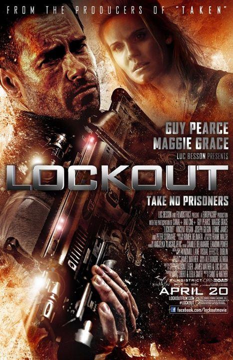 Lockout : Kinoposter