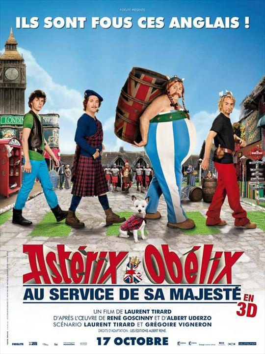 Asterix & Obelix – Im Auftrag Ihrer Majestät Stream