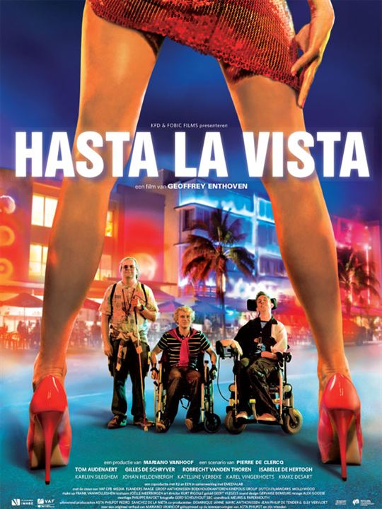 Hasta la Vista! : Kinoposter