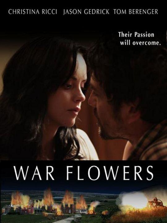 War Flowers : Kinoposter