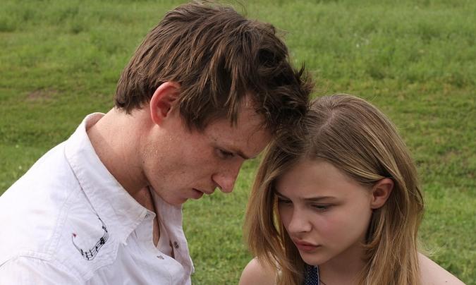 Runaway Girl: Chloë Grace Moretz, Eddie Redmayne