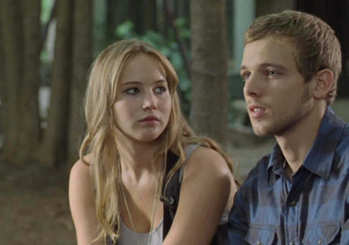 House at the End of the Street : Bild Jennifer Lawrence, Max Thieriot