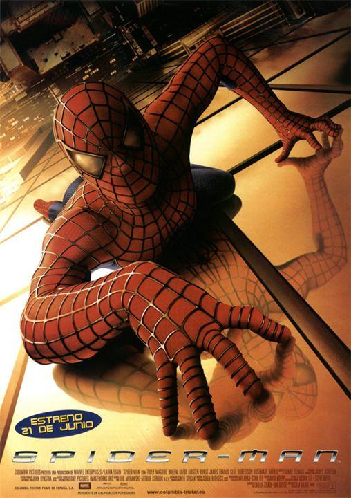 Spider-Man : Kinoposter