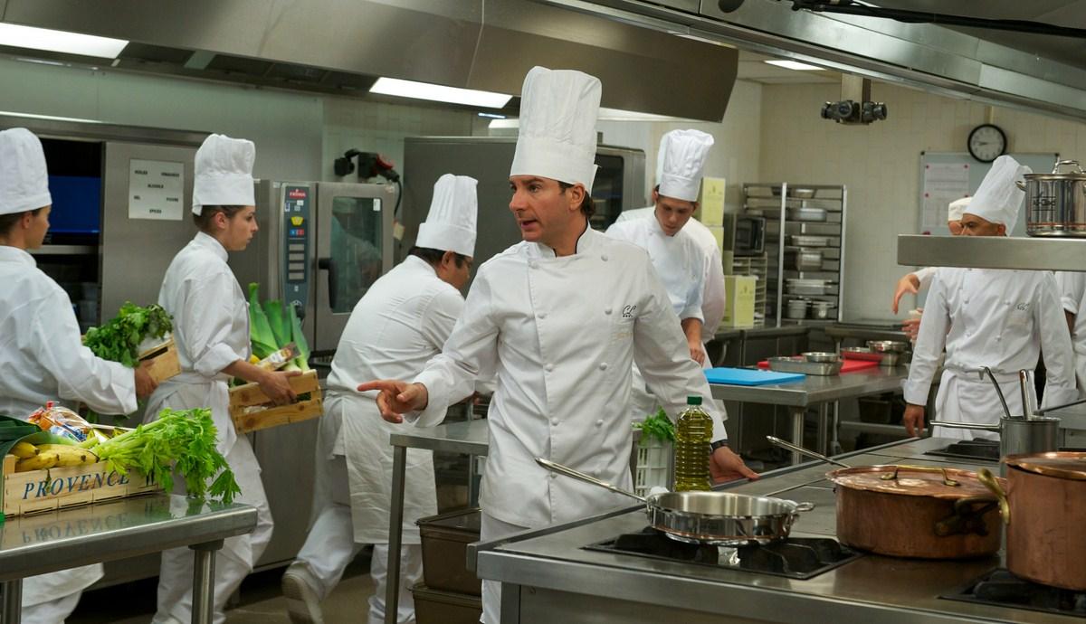 Kochen ist Chefsache : Bild
