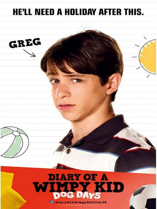 Devon Bostick Diary Of A Wimpy Kid Trailer