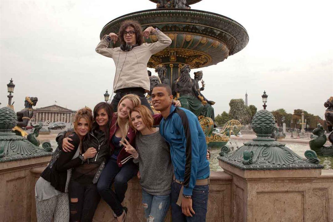 LOL : Bild Adam Sevani, Ashley Greene, Miley Cyrus