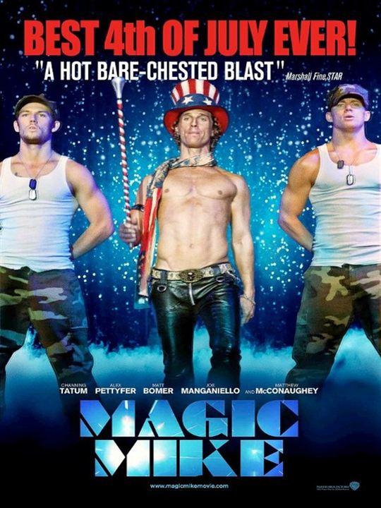 Magic Mike : poster
