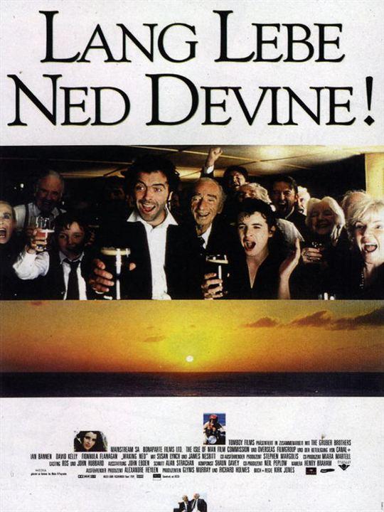 Lang lebe Ned Devine : Kinoposter