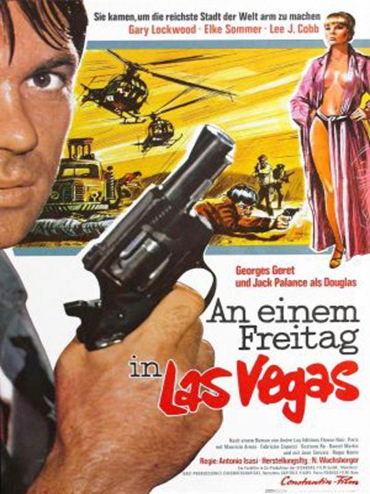An einem Freitag in Las Vegas : Kinoposter