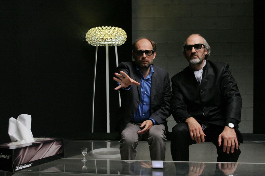 Adieu Berthe ou l'enterrement de mémé: Denis Podalydès, Michel Vuillermoz