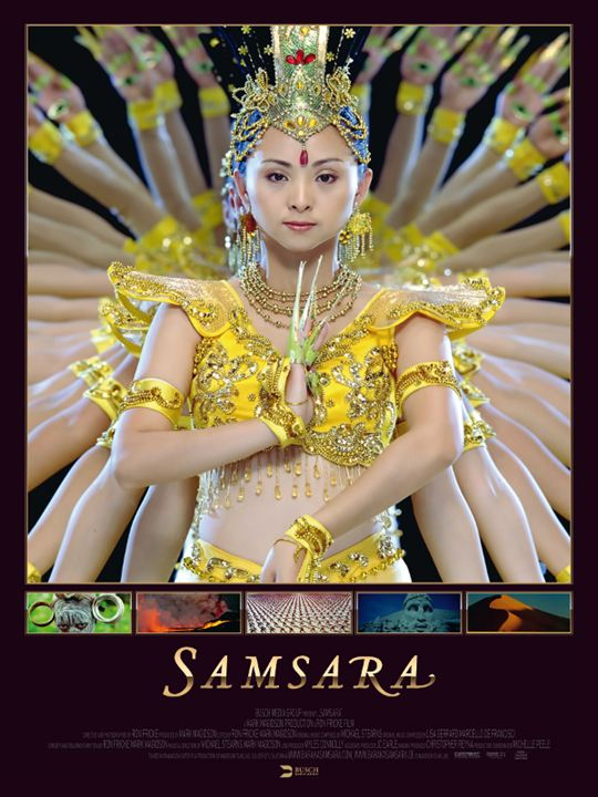 Samsara : Kinoposter