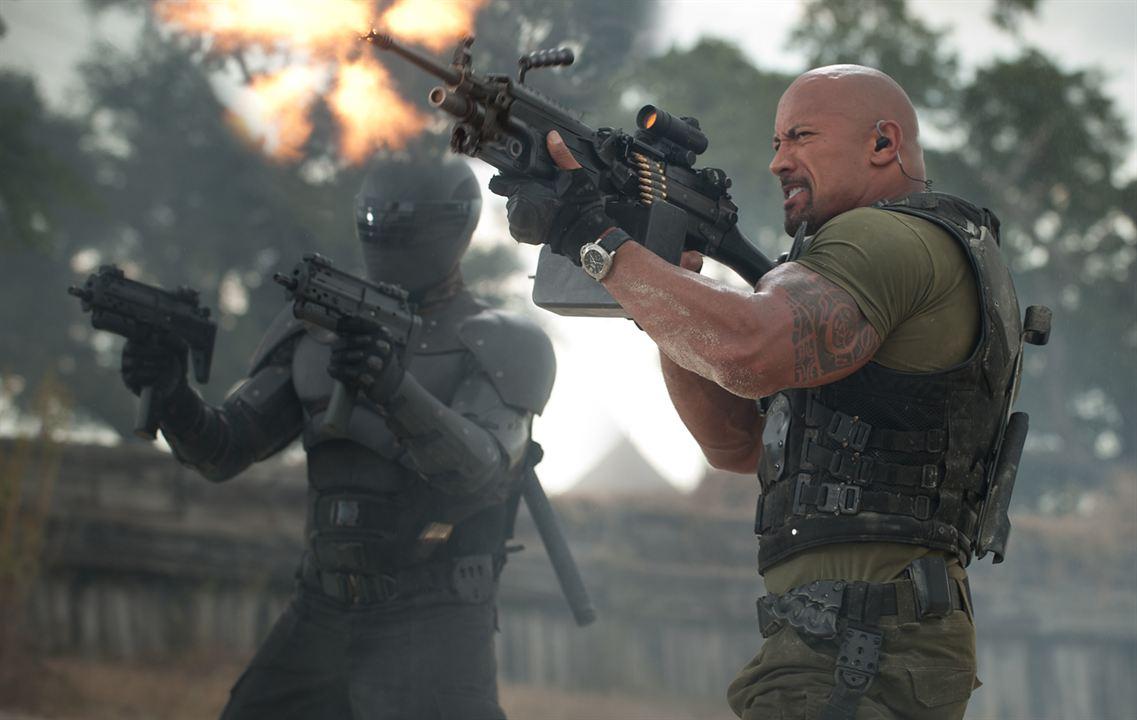 G.I. Joe 2: Die Abrechnung : Bild Dwayne Johnson