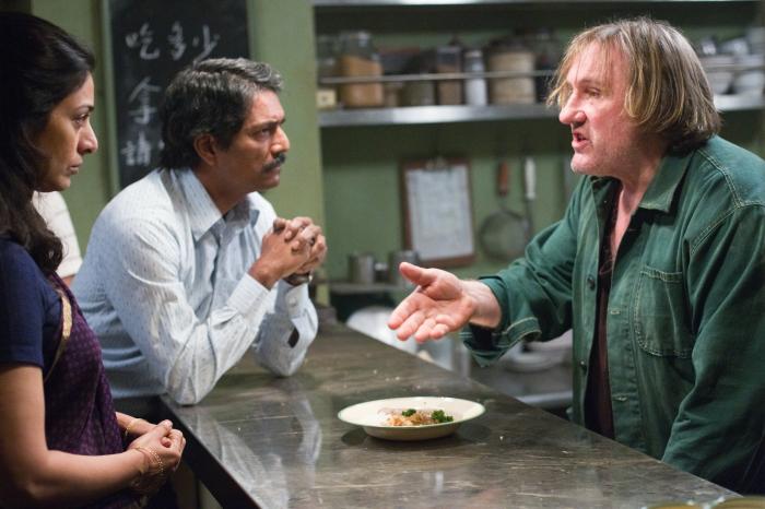 Life of Pi: Schiffbruch mit Tiger : Bild Adil Hussain, Gérard Depardieu, Tabu