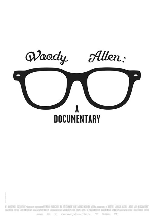 Woody Allen: A Documentary : Kinoposter
