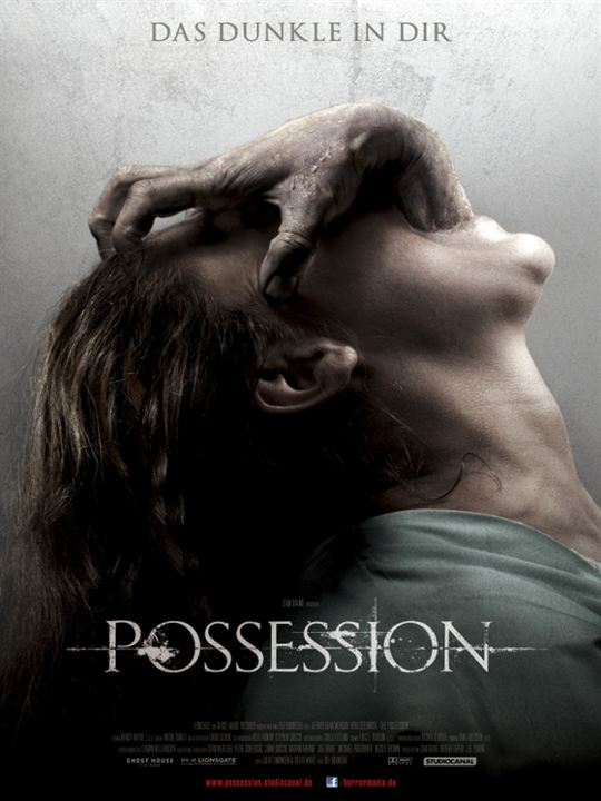 Possession - Das Dunkle in Dir : Kinoposter