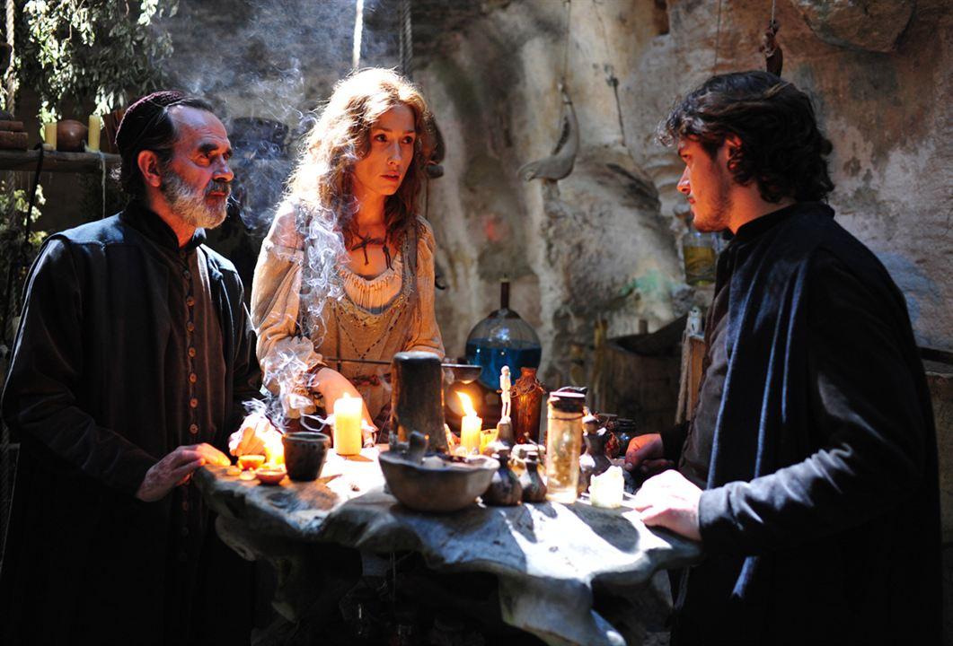 Bild Annelise Hesme, Aurélien Wiik, Hubert Saint-Macary
