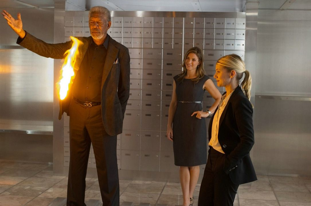 Die Unfassbaren - Now You See Me : Bild Morgan Freeman